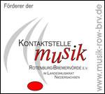 Unterstützen Sie die Kontaktstelle Musik Rotenburg-Bremervörde e.V.